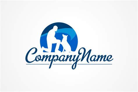 dogs logo free logo obedience logo