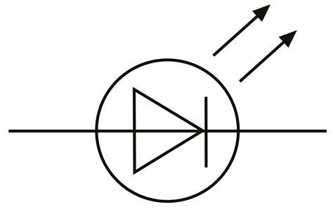schematic symbol for light emitting diode 28 images