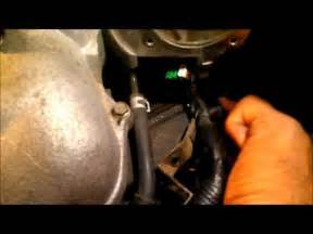 P0340 Infiniti G35 Replace Nissan 3 5l V6 Camshaft Position Sensor Tcs