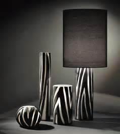 giraffe print home decor vivarini animal print lamp from formia