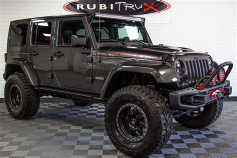 jeep wrangler modified 2018 wrangler unlimited rubicon future cars release date