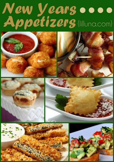 new years appetizers appetizers oh my pinterest