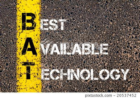 best available business acronym bat best available technology stock