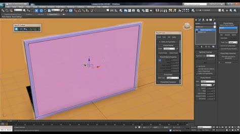 tutorial fracture fx 3ds max 2012 mirror shattering mass fx tutorial 2 3