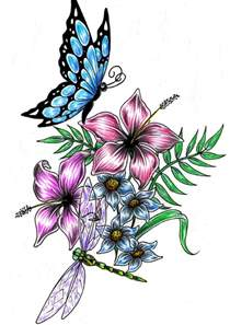 flower designs clipart best