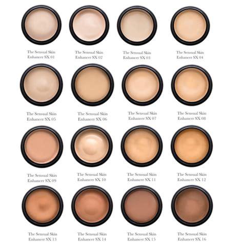 sensual colors kevyn aucoin sensual skin enhancer shade beautytalk