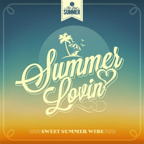 design summer year definition summer background design vector free download