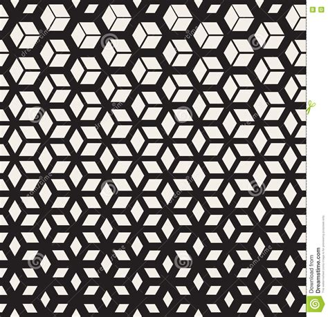 geometric patterns black and white lines vector seamless black and white lines grid pattern vector