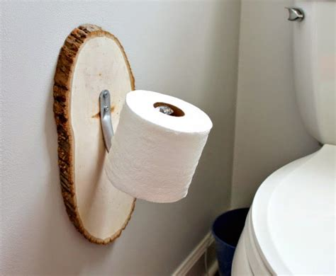 Stand Up Toilet Paper Holder by 15 Diy Toilet Paper Holder Ideas