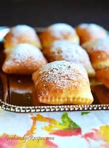 beignets recipe ponchiki