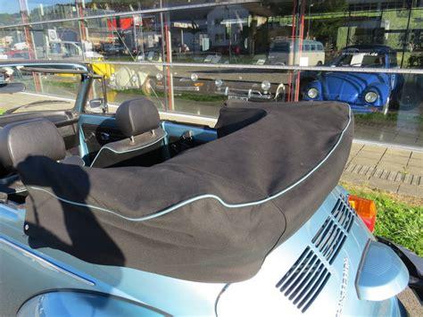 Oldtimer Tieferlegen H Kennzeichen by Vw K 228 Fer Cabrio 1303 Riverblau Bereits Verkaufte