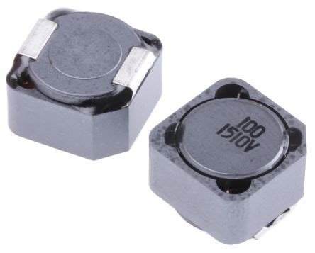 wire wound smd inductor 931bs 100m toko d128c series type d128c shielded wire wound smd inductor with a ferrite