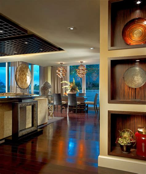 interiors by steven g dining room miami by
