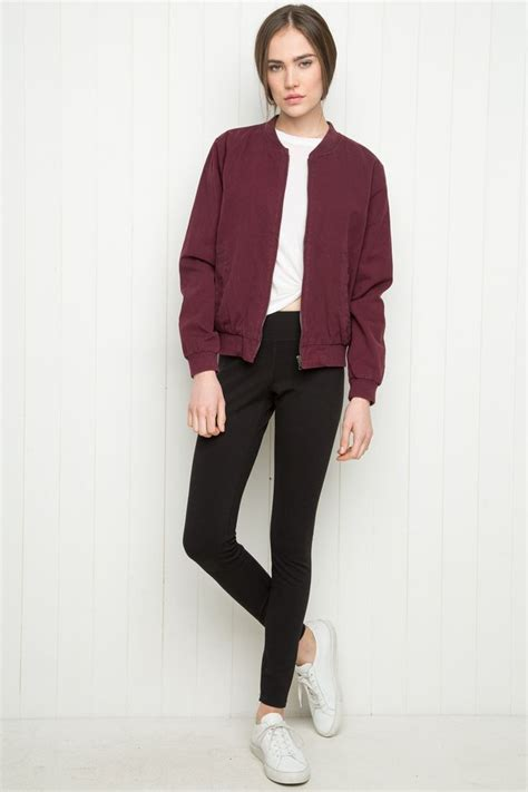 melville kasey bomber jacket bomber jackets outerwear clothing s t y l e