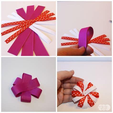 direction make hair bows how to make hair bows with a ribbon mix the ribbon