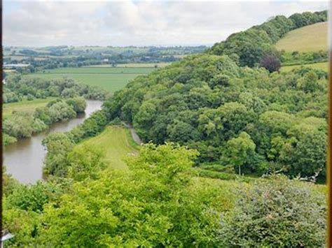 River Wye Cottages by River Wye View Cottage Ref W2413 In Symonds Yat Ross On