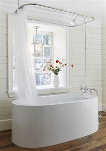 Freestanding Bath Shower Curtain 15 Incredible Freestanding Tubs With Showers Clawfoot