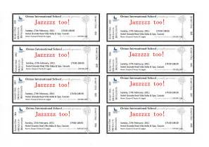 templates for event tickets event ticket template cyberuse