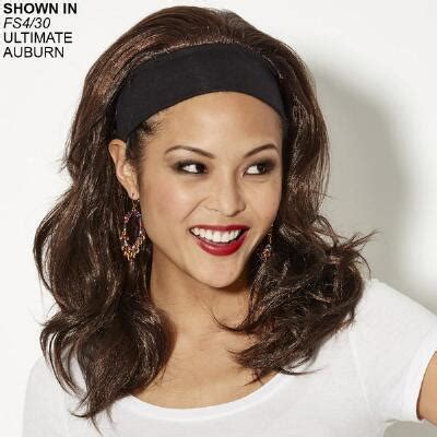 k curl headband hair piece by especially yours wig and hair piece headbands especially yours