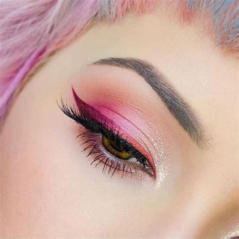 Eyeliner Make Up best 20 pink eyeliner ideas on gold eye