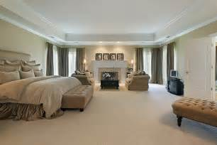 how big is a bedroom 43 spacious master bedroom designs with luxury bedroom