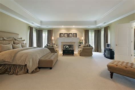 how big is the average master bedroom 50 impressive master bedrooms with fireplaces photo gallery