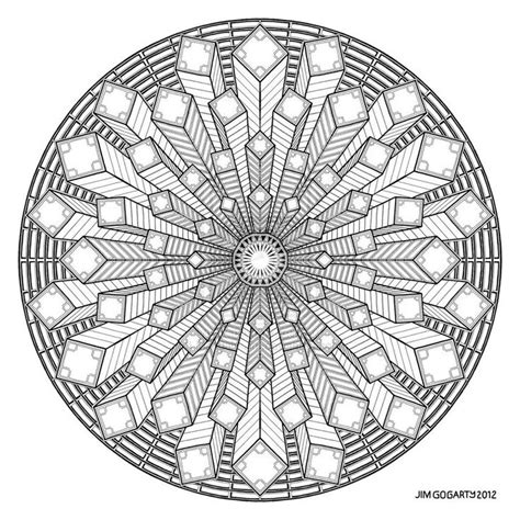 difficult mandala coloring pages printable difficult level mandala coloring page az coloring pages