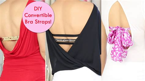 How To Make Paper Bra - fantastic bra hack that will make your easier