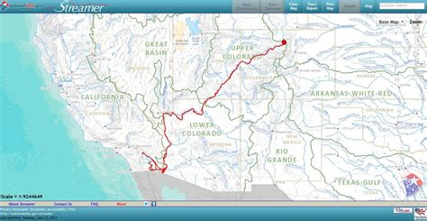 where does the colorado river start and end the missing colorado river delta rivers borders and