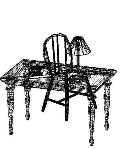 dwg scrivania modelli 3d sedie free trattamento marmo cucina