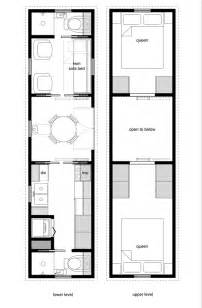 Tiny Homes On Wheels Floor Plans Floor Plans Tiny House Design