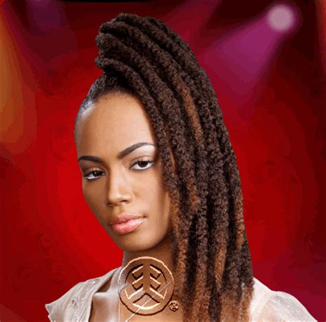 afro kinky dreads pics sensual synthetic marley braid 40 quot