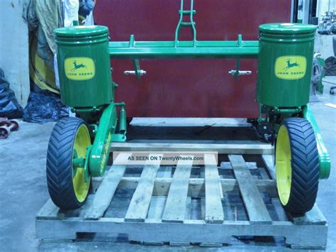 3 Row Corn Planter by Deere 3 Point 2 Row Corn Planter Food Plots Sweet