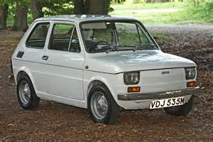 Where Are Fiats From Fiat 126