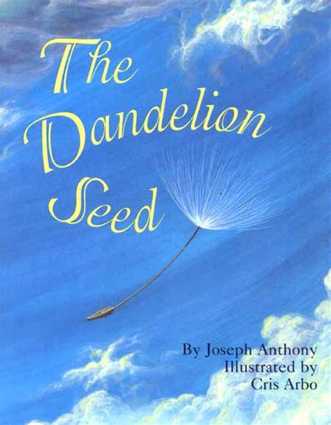 dandelions books the dandelion seed publications