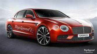 Bentley Flying Spur Malaysia 2019 Bentley Flying Spur Review Top Speed