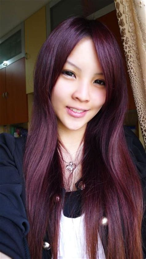 brunette red hairstyles 54 best images about brunette red violet hair tones on