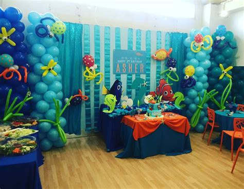 Finding Nemo Baby Shower Decorations by Finding Nemo Baby Shower Decorations Baby Shower Invitations