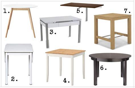 Table Cuisine Ikea by Table Carree Ikea