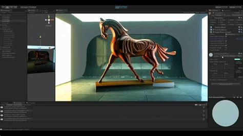 lighting tutorial in unity spectragi area lights youtube