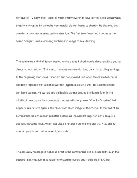My Favorite Tv Show Essay by Essay On Favourite Tv Serial
