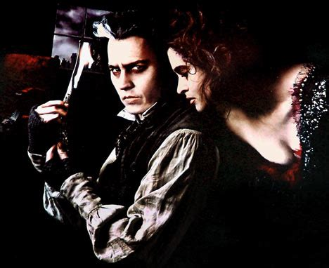 Johnny Depp Was Scared To Jam With Keith Richards by Johnny Depp On Why The Murderous Sweeney Todd