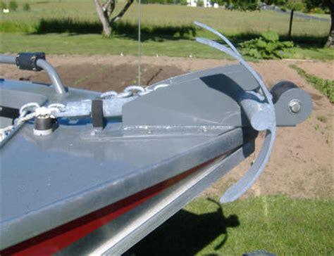 boat anchor setup anchoring 101