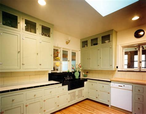 1930s Kitchen Design Nr Hiller Design 1930s Kitchen Update House Pinterest