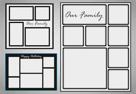 23 Photo Collage Templates Free Adobe Photoshop Psd Eps Formats Printable Collage Template