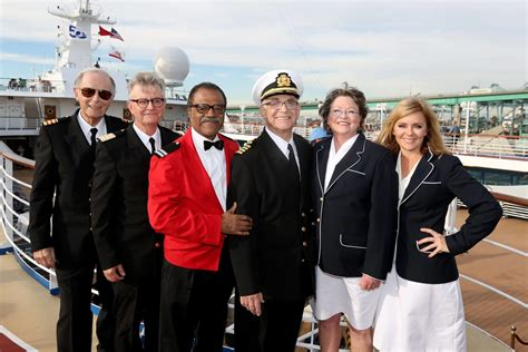 did gopher from love boat died love boat cast reunites for princess cruises 50th anniversary
