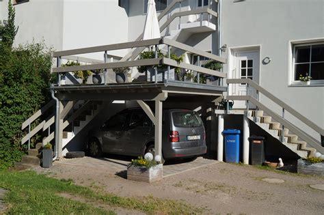 Auto Unterstand Holz by Carport Dach Als Terrasse Die Neueste Innovation Der