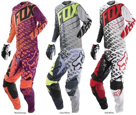 fox motocross gear combos fox 2014 360 given jersey pant combo mx gear