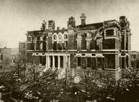 Clarksville Montgomery County Court Records Clarksville Tn Montgomery County Courthouse Mar 1900 Gendisasters