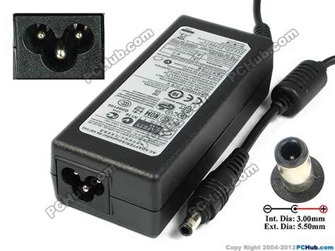 Adaptor Laptop Samsung samsung laptop common item samsung laptop ac adapter laptop ad 6019r pa 1600 66 ba44 00242a
